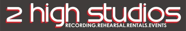 2 High Studios Logo