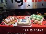 Courtesy of Cake Cafe. Ardra Tippett Owner. www.cakecafeatlanta.com