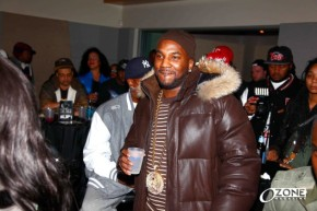 Jeezy Listening Session - Renee Gardner (ReneetheG)
