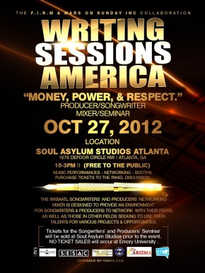 WSAATL Songwriter and Producer Free Mixer Soul Asylum Atlanta
