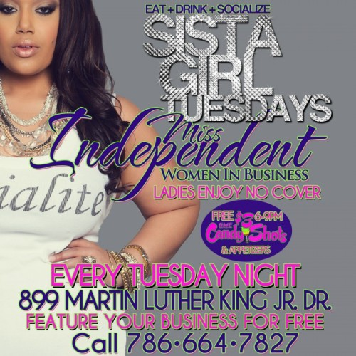 Sista Girl Tuesdays at GME Sports Lounge