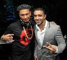 DJ Pauly D and Jay Sean