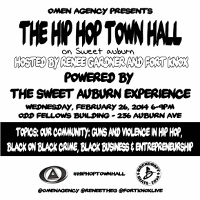 Hip Hop Town Hall Feb 2014 500
