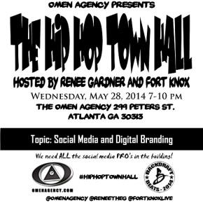 Hip Hop Town Hall MAY 28 500
