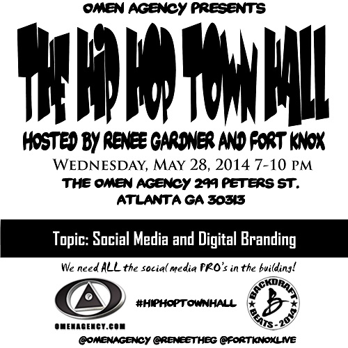 Hip Hop Town Hall MAY 28 500