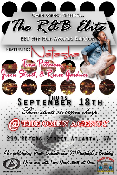 Omen Agency R&B Elite Sept. 2014