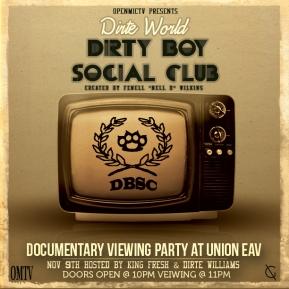 DBSC Documentary 119